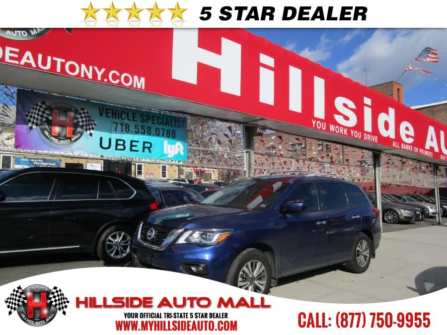 2017 Nissan Pathfinder 4x4 Platinum Hi folks thank you for taking the time out of your busy day an