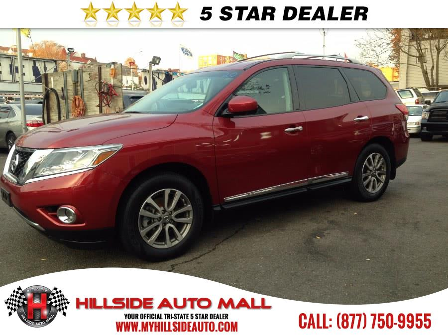 2015 Nissan Pathfinder 4WD 4dr S Hillside Auto Outlet is the car shopping destination for Long Isl