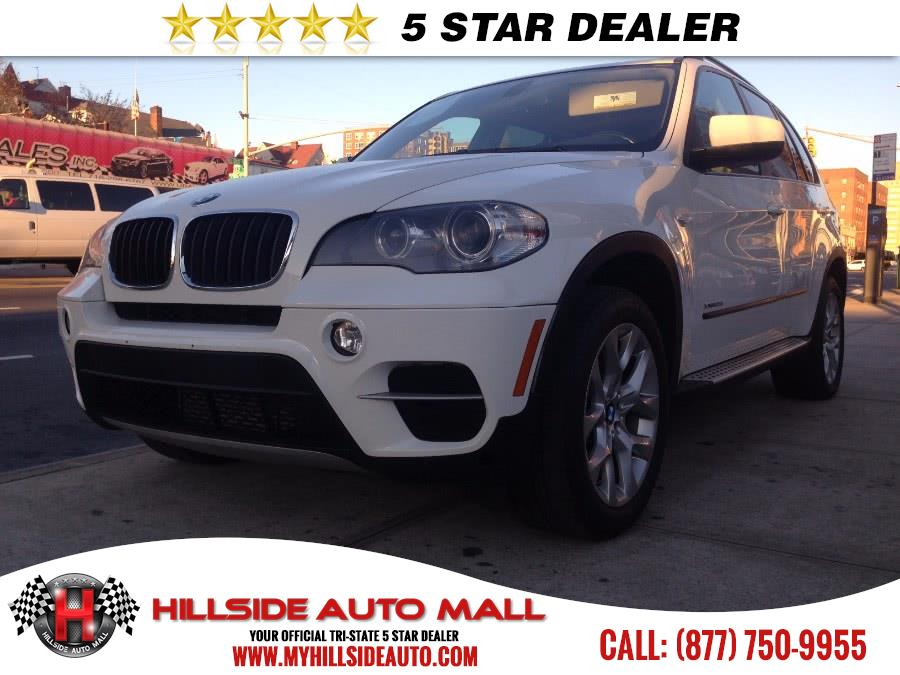 2012 BMW X5 AWD 4dr 35i Premium Hillside Auto Outlet is the car shopping destination for Long Isla