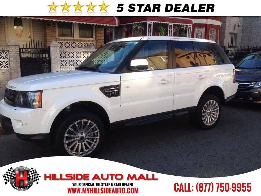 2012 Land Rover Range Rover Sport 4WD 4dr HSE Hillside Auto Outlet is the car shopping destination