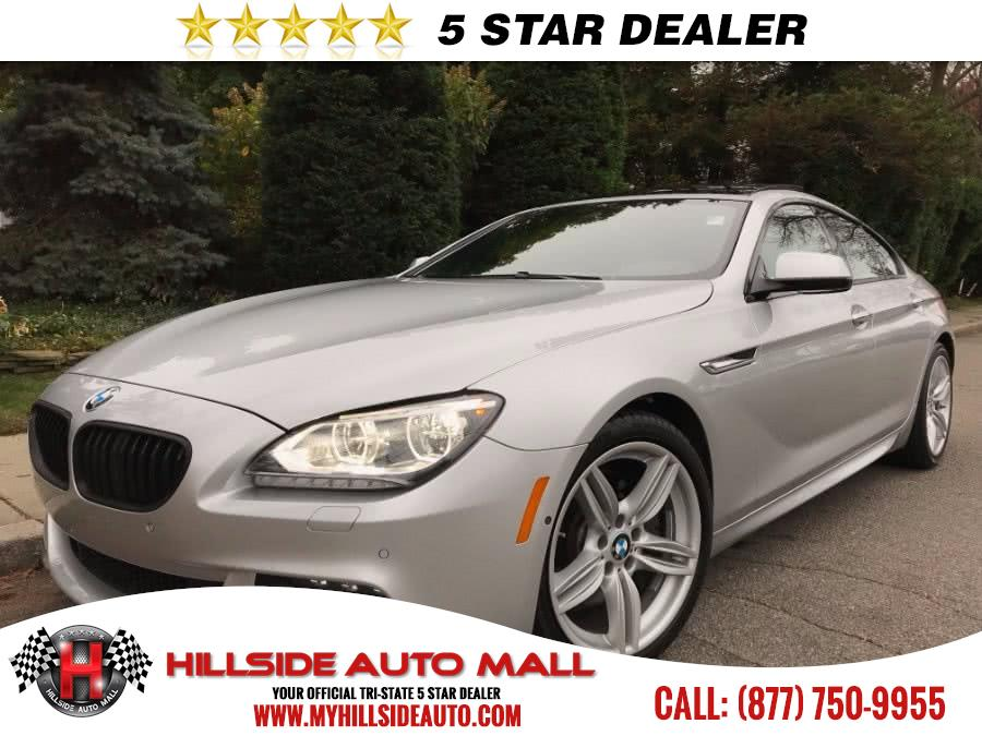 2014 BMW 6 Series 4dr Sdn 650i xDrive AWD Gran Coupe Hillside Auto Outlet is the car shopping dest
