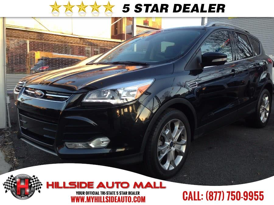 2015 Ford Escape 4WD 4dr Titanium Hillside Auto Outlet is the car shopping destination for Long Is