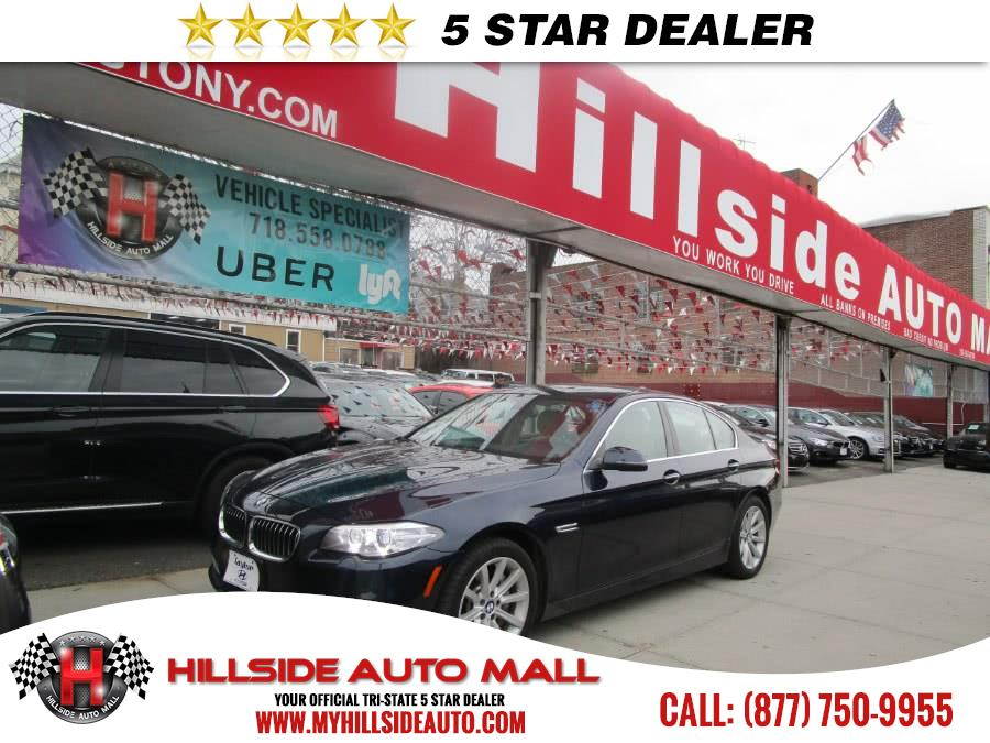 2014 BMW 5 Series 4dr Sdn 535i xDrive AWD Hillside Auto Mall is the car shopping destination for L