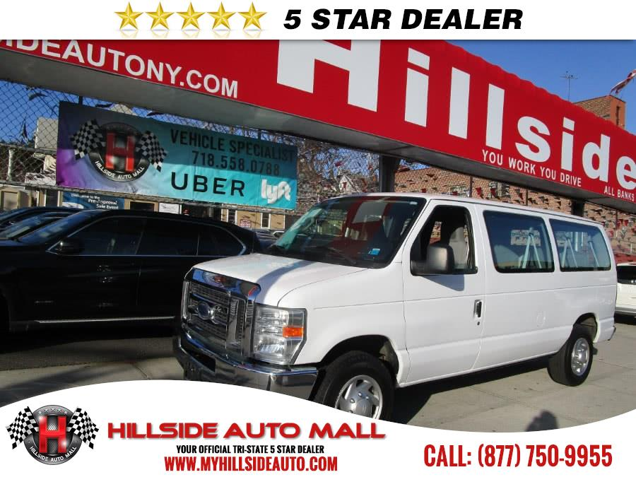 2014 Ford Econoline Wagon E-350 Super Duty XLT Hi folks thank you for taking the time out of your