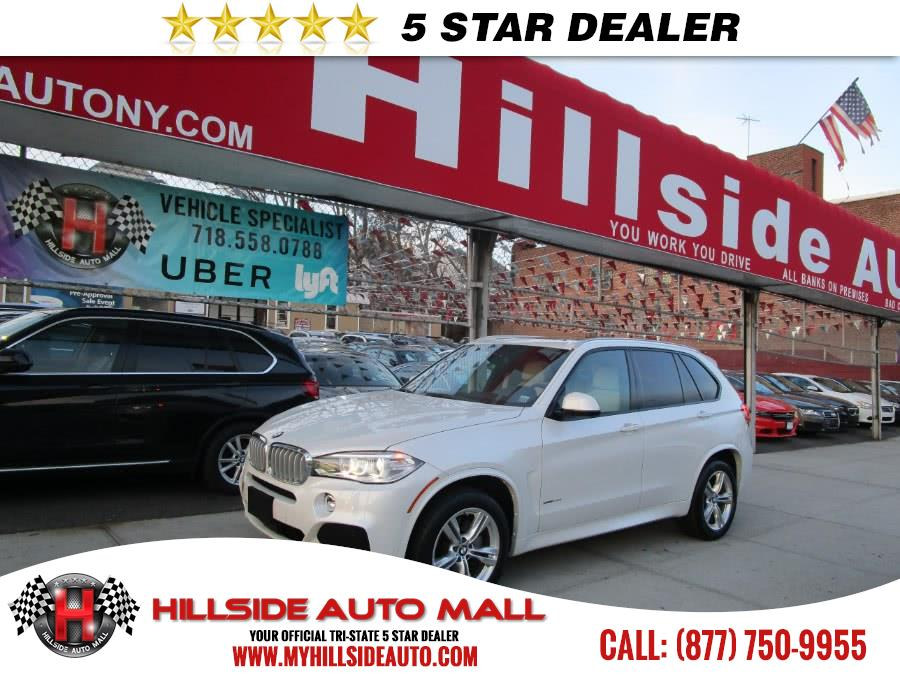 2015 BMW X5 AWD 4dr xDrive50i Hillside Auto Mall is the car shopping destination for Long Island