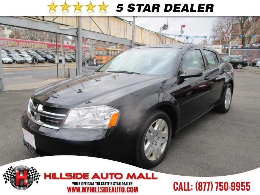 2014 Dodge Avenger 4dr Sdn SE Hi folks thank you for taking the time out of your busy day and look