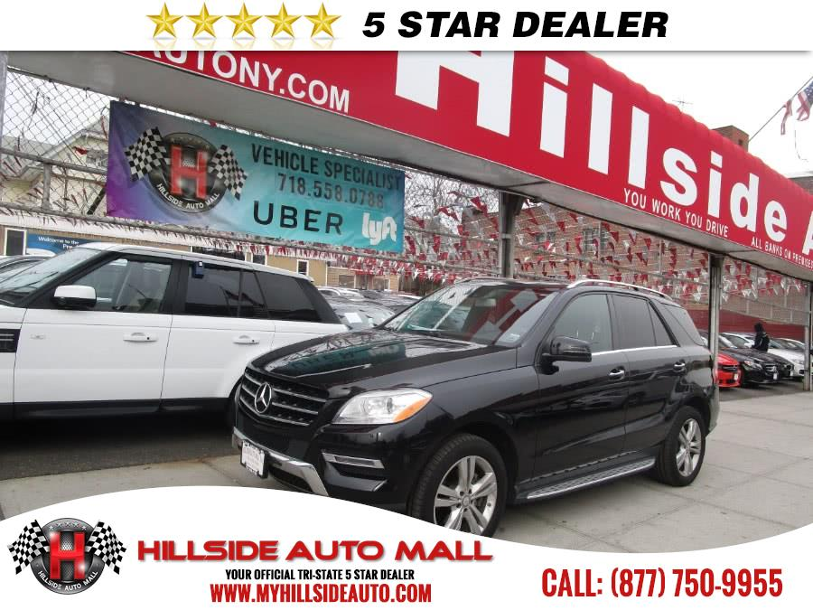 2015 MERCEDES M-Class 4MATIC 4dr ML 350 Hi folks thank you for taking the time out of your busy da