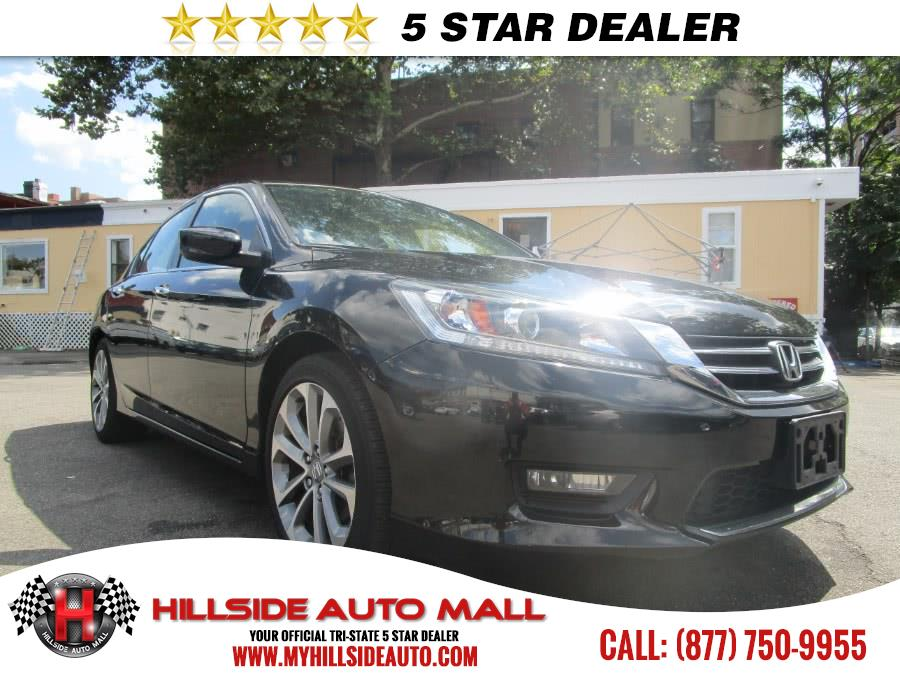 2014 Honda Accord Sedan 4dr I4 CVT Sport Four-wheel drive with NAV mint condition special price