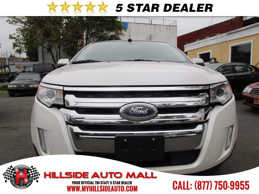 2014 Ford Edge 4dr Limited AWD As low as 75week CARFAX ONE OWNER Mint condition Special Deal N