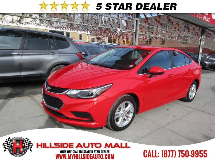 2016 Chevrolet Cruze 4dr Sdn Auto LT Hi folks thank you for taking the time out of your busy day a