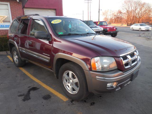 2007 Isuzu Ascender S In New Haven Ct Used Cars For Sale On