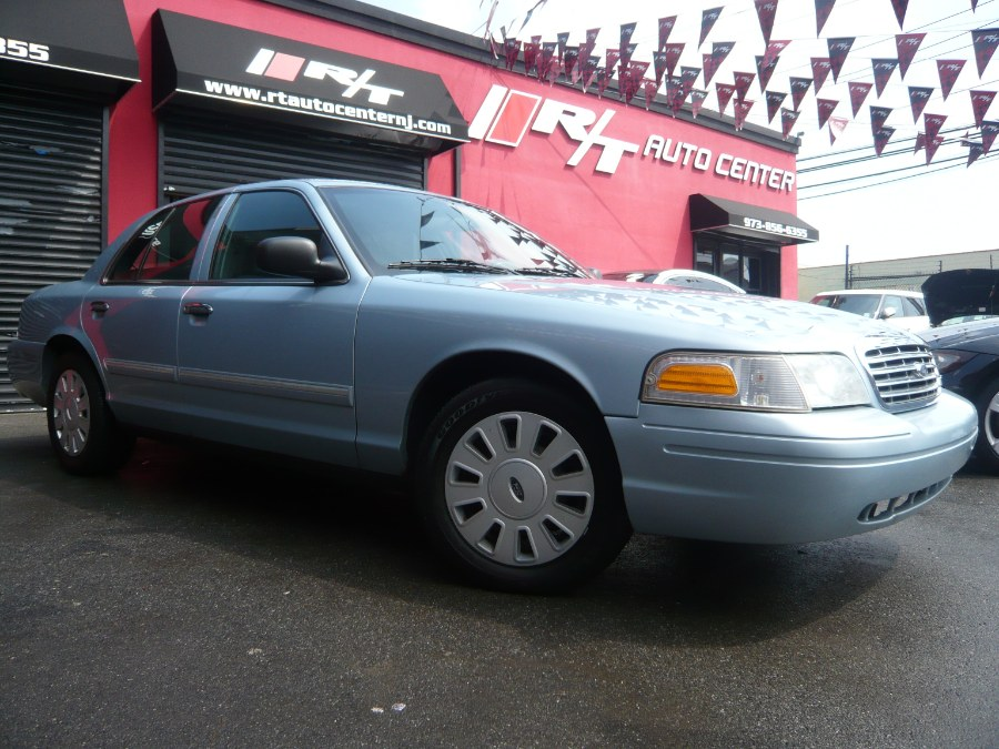 The  Ford Crown Victoria Police Interceptor